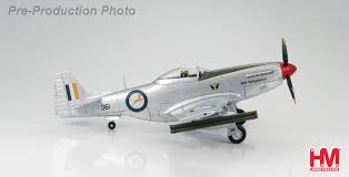 Sq 51 by 1 48 Hobby Master Air Power Series Ha7706 P 51d Mustang 2nd Sq
