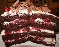 12 dkv 1 artikel gambar black forest chocolate fudge cake