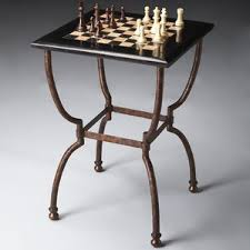 Chess Table And Chairs Chess Board Table Wayfair