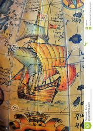 Adriatic Sea Map Old Sea Map Royalty Free Stock Images Image 32182459