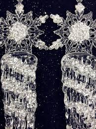 icicle decorations decoration image idea