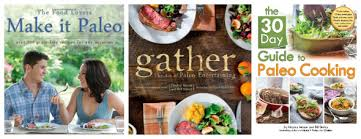 giveaway paleo cookbooks from the food lovers primal palate
