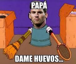 Memes Sobre Messi - los mejores memes sobre messi que dej祿 la final de copa am礬rica