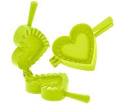 emporte cuisine emporte pièce fabrique à chausson moule cuisine forme coeur vert 4616