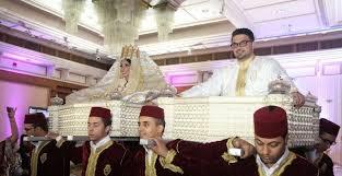 dounia mariage mariage de dounia batma avec l homme d affaires bahreïni fait