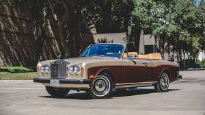 bentley corniche convertible 1978 rolls royce corniche drophead coupe f138 1 dallas 2016