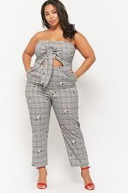 plus size denim jumpsuit plus size dresses rompers jumpsuits plus size forever 21