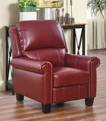 Brown Leather Recliner Chair Recliners