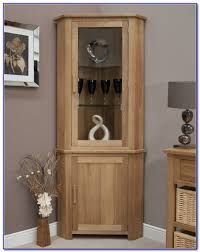 Buffet Storage Ideas by Corner Cabinet For Dining Room Fine Furniture Design And Mkt