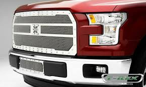 ford truck grilles x metal series grilles