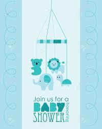 baby boy shower design vector illustration royalty free cliparts