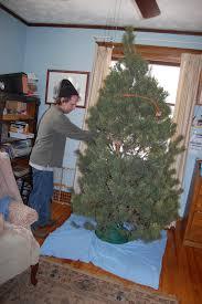 julie living the dream oh christmas tree