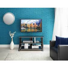 Tv Wall Furniture Whalen 3 In 1 Flat Panel Tv Stand For Tvs Up To 50