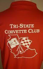 tri state corvette corvette shirt ebay