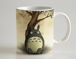 cool cups cute my neighbor totoro cool photo morphing coffee mugs transforming