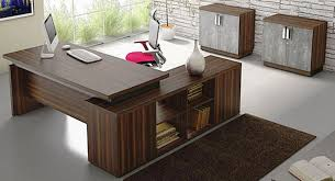 you deserve to get luxurious office desks finding desk basic but elegant with enough storage space this office desk in l has three drawers and a large