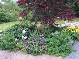 eddi u0027s outdoor garden in ohio fine gardening