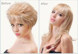 hair extensions for short hair before and after hair extensions for short hair tips hairexten com