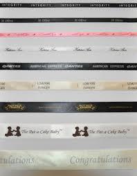 printed ribbon my printed ribbon australia australian print on ribbon