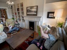 living room packages with free tv no more tv for you how one family took their living room from