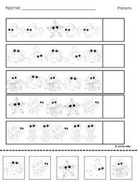 free worksheets preschool patterns worksheets free math