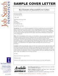 The Best Cover Letters Samples Guamreview Com Cover Letter Sample