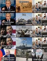 Obama Putin Meme - bush obama putin meme almost a joke page 1