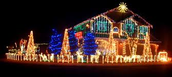 The Best Christmas Light Displays by Listen To The Moment Police Confronted Man For Offensive Christmas