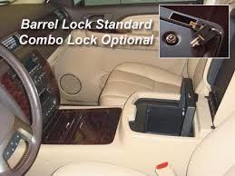 Dodge Gun Vaults 1011 Console Vault Chevy Suburban Hand Gun Safe Auto Safe