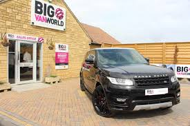 range rover van used land rover cars for sale in tetbury gloucestershire motors