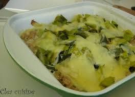 cuisiner les crozets gratin poireaux crozets clea cuisine