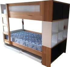 Victorian Ash Highlighted Bunk  Out Of The Cot - Perth bunk beds