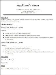 free teacher resume templates microsoft word u2013 template design
