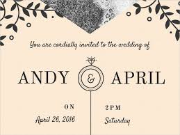 wedding e invitations 8 free e mail invitations free premium templates