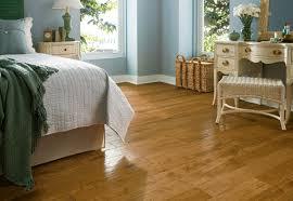 Laminate Flooring In A Bathroom Interior Colors Calming Blue Coles Fine Flooring