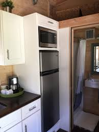 Tiny House Kitchen Appliances by La Mirada Tiny House U2013 Tiny House Swoon