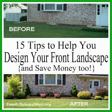 home design help 15 tips to help you design your front yard save money too