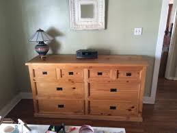 Gothic Cabinet Dresser Unfinished Pine Furniture Ebay