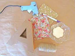 how to make decorative letters hobbycraft blog