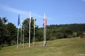 Flag Pole Hill Natur Sport Und Futterporsche Am Eisenberg