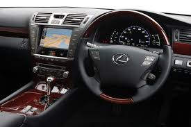 lexus ls lsh ls archive toyota uk media site