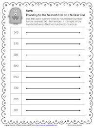free pirate cut and paste rounding worksheet math k 5