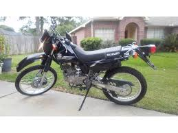suzuki dr 200 in texas for sale used motorcycles on buysellsearch
