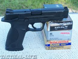 smith and wesson m p 9mm tactical light gun test smith wesson m p 45acp