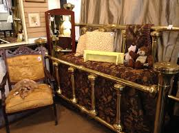large king brass bed dooverz consignment store