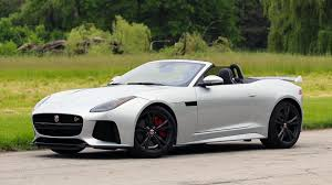 2017 jaguar f type svr convertible review why it u0027s better to go