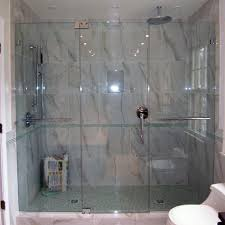 Glass Shower Doors Cost Average Cost Of Glass Shower Doors Useful Reviews Of Shower