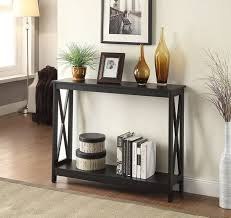 Behind Sofa Bookcase Sofas Amazing Black Sofa Table Console Table Behind Sofa Small