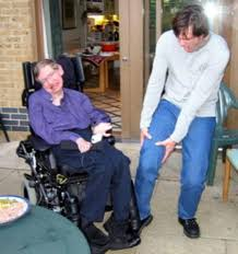 Stephen Hawking Chair Stephen Hawking Running Over Jim Carrey With His Wheelchair Imgur