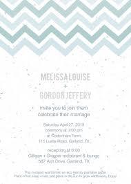 Online Marriage Invitation Eco Friendly Idea Plantable Invitations My Online Wedding Rsvp